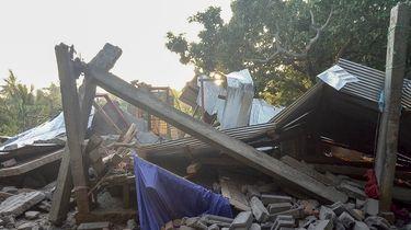 Paniek op Lombok na zware aardbeving. / EPA
