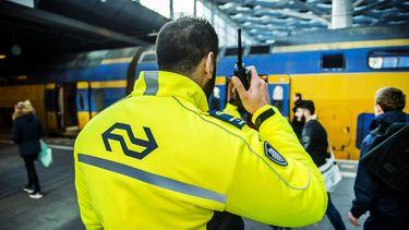 Foto van boa op station