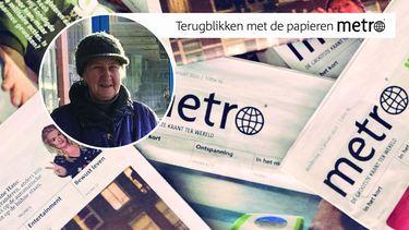 Metro blikt terug deel 4: stationshouder Bets Geurtsen