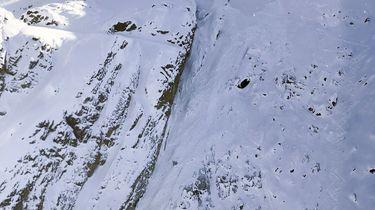 Twee minuten stilte voor overleden skiërs