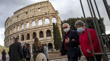 Reizigers Noord-Italië niet verplicht om terug te keren