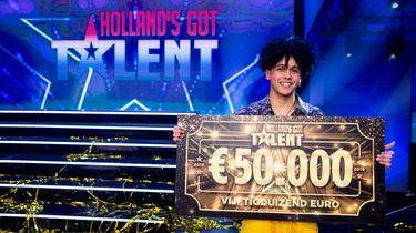 HGT-winnaar ShinShan wil geldbedrag met moeder delen