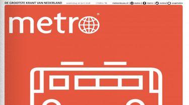 Lees de Metro van woensdag 20 juni nu al online