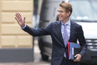 Sander Dekker (VVD) wordt minister voor Rechtsbescherming. Foto: ANP | Jerry Lampen