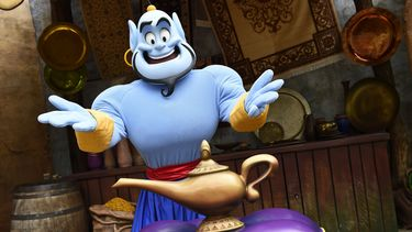 Will Smith als genie in nieuwe Aladdin-trailer