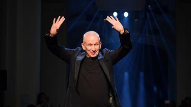 Modeontwerper Jean-Paul Gaultier stop er na 50 jaar mee