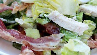 Caesar salade met een twist