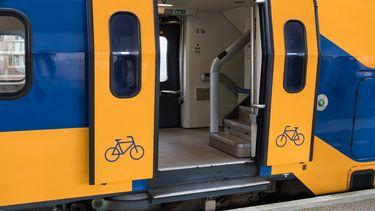 Steekpartij in trein Rotterdam