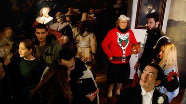 Madame Tussauds komt met hippe Rembrandt