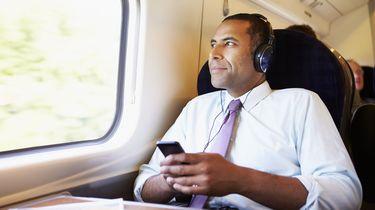 Vaker met de trein is beter voor je gezondheid