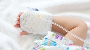 Eerste euthanasie bij kind uitgevoerd in België