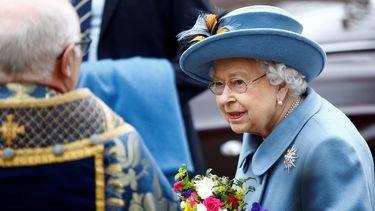 Britse koningin steekt volk hart onder de riem in coronacrisis