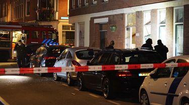Explosie bij woning in Rotterdam
