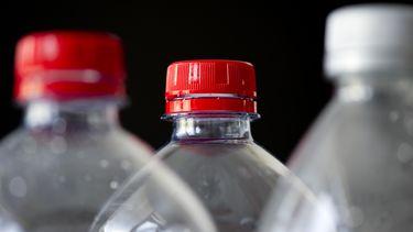 In Nederland en België statiegeld op PET-flessen. / ANP