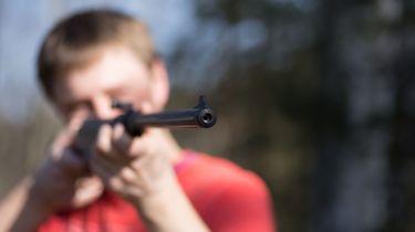 Politie beschoten met luchtbuks in Waddinxveen