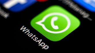Een foto van whatsapp
