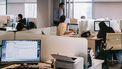 Veel werknemers gaan met klachten toch nog naar het werk