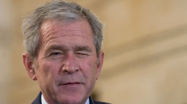 George W. Bush meest bewerkt op Wikipedia