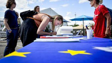 EU-feitjes: de Belgen móeten verplicht stemmen…