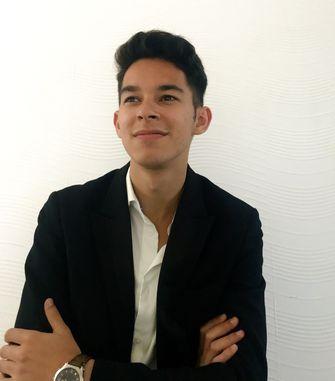 De 21-jarige Gregory Chong