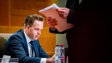 coronatest testwet quarantaine Hugo de Jonge