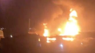 Explosie, brandstof, Libanon, Akkar