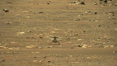 Mars, helikopter, NASA