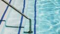 Een zwembad.