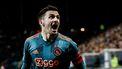 foto van een speler van Ajax