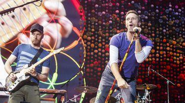 Concert Coldplay in Jordanië te zien in Amsterdam