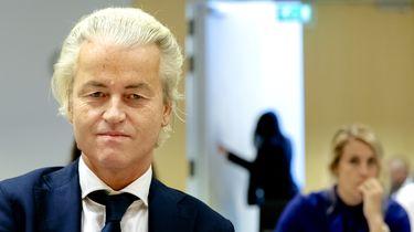 Topambtenaren eisten harde aanpak in proces Wilders