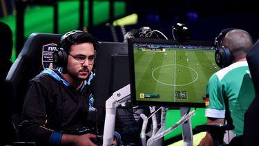 Een foto van een FIFA-toernooi, in dit geval het WK 2019