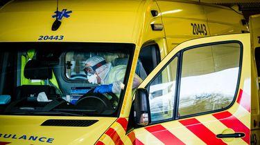 Nederlandse ambulance met patiënt moest betalen bij Belgische tolweg
