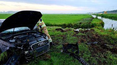 Foto van de auto van de snelheidsduivel