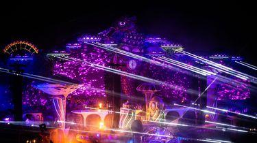 Vijftien jarig jubileum Tomorrowland in Ziggo Dome