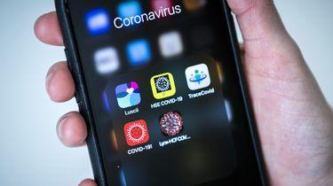 Zeven corona-apps dit weekend getoetst