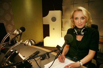 Een foto van Eva Jinek in het NOS Journaal van 2010
