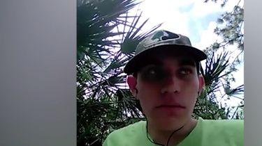 Virals: Parkland-schutter kondigde schietpartij aan