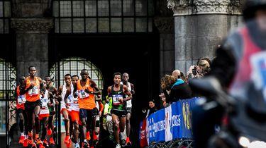 Keniaan Kipchumba wint marathon van Amsterdam