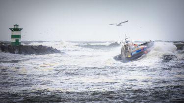Grote zoekactie naar opvarenden van Vissersboot uit Urk