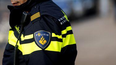 Politie zoekt gevluchte gewonde na ongeluk.