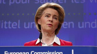 Europese Commissie verwacht eind van het jaar vaccin