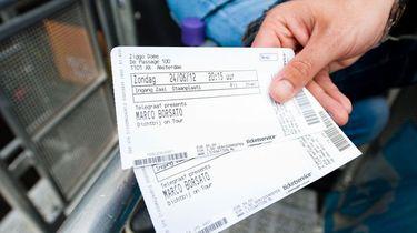 Ticketmaster gaat servicekosten terugbetalen