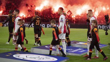 Ajax en AZ in duels vol vraagtekens