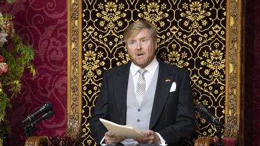 Troonrede Willem-Alexander Prinsjesdag 2