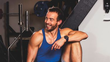Henry Schut ging van skinny naar fitnessmodel
