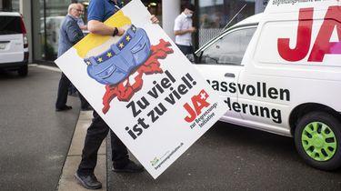 Zwitserland houdt referendum over inperken immigratie uit EU-landen