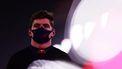 Een foto van Max Verstappen bij de Grand Prix van Bahrein