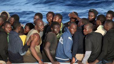 Illegale migranten, Europa, immigratie