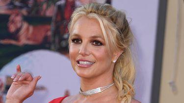 Een foto van Britney Spears